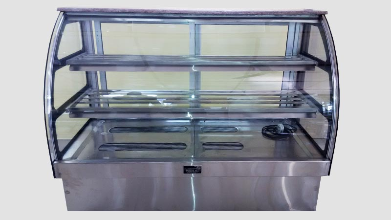 Stainless Steel Display Counter, Stainless Steel Display Counter In Kolkata